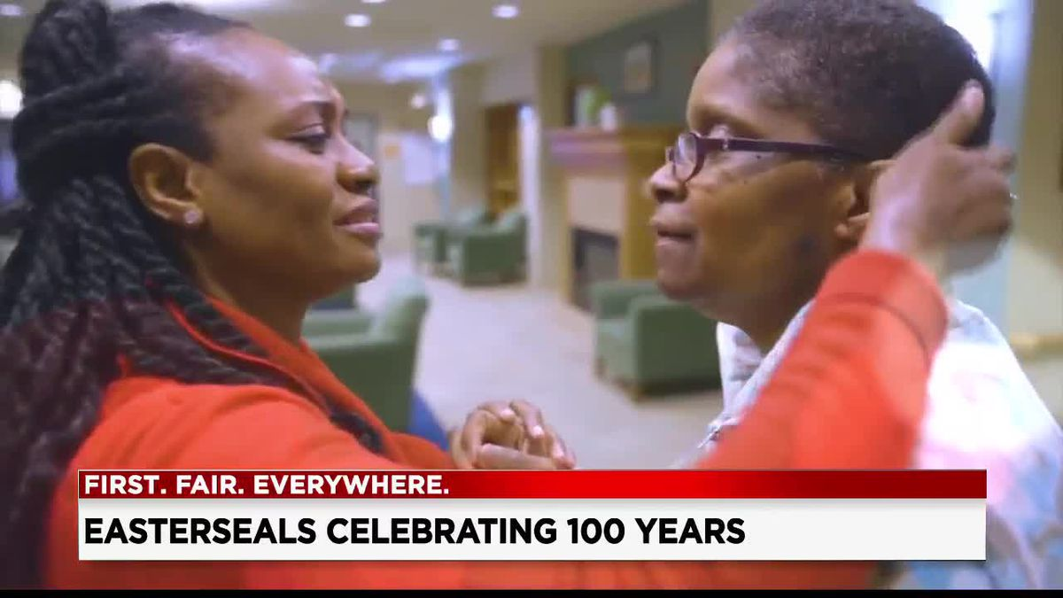 A 100 year legacy of Easterseals being celebrated in Northern Ohio