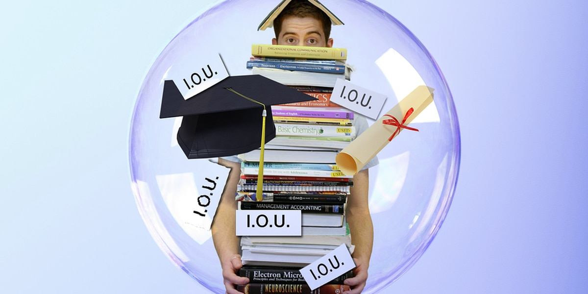 Study shows student loan debt has a large number of Ohio parents putting off retirement