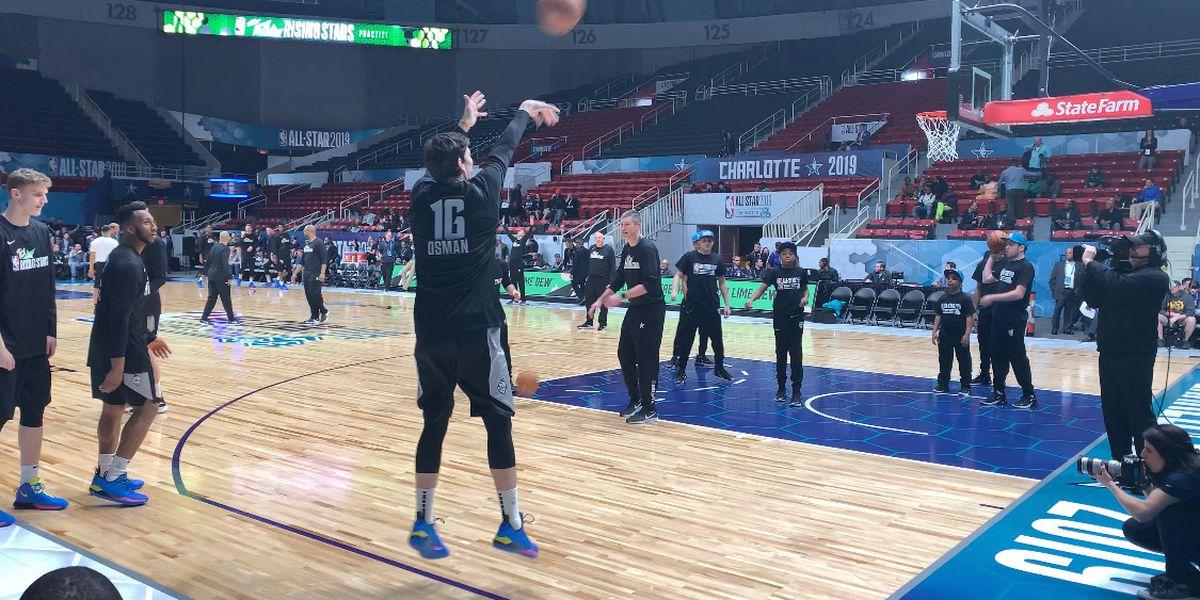Cedi Osman nostalgic about 2017 Cavs at NBA All Star Weekend