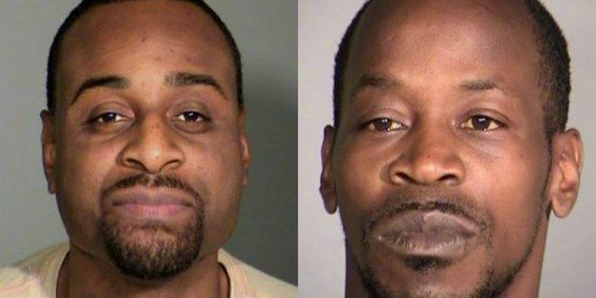 2 suspects charged after Cleveland shooting incident involving officers