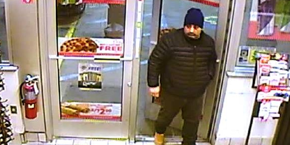 Cleveland police looking for man accused of stealing a credit card and a car