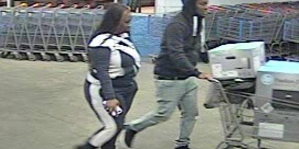 Oberlin police looking for Walmart theft suspects