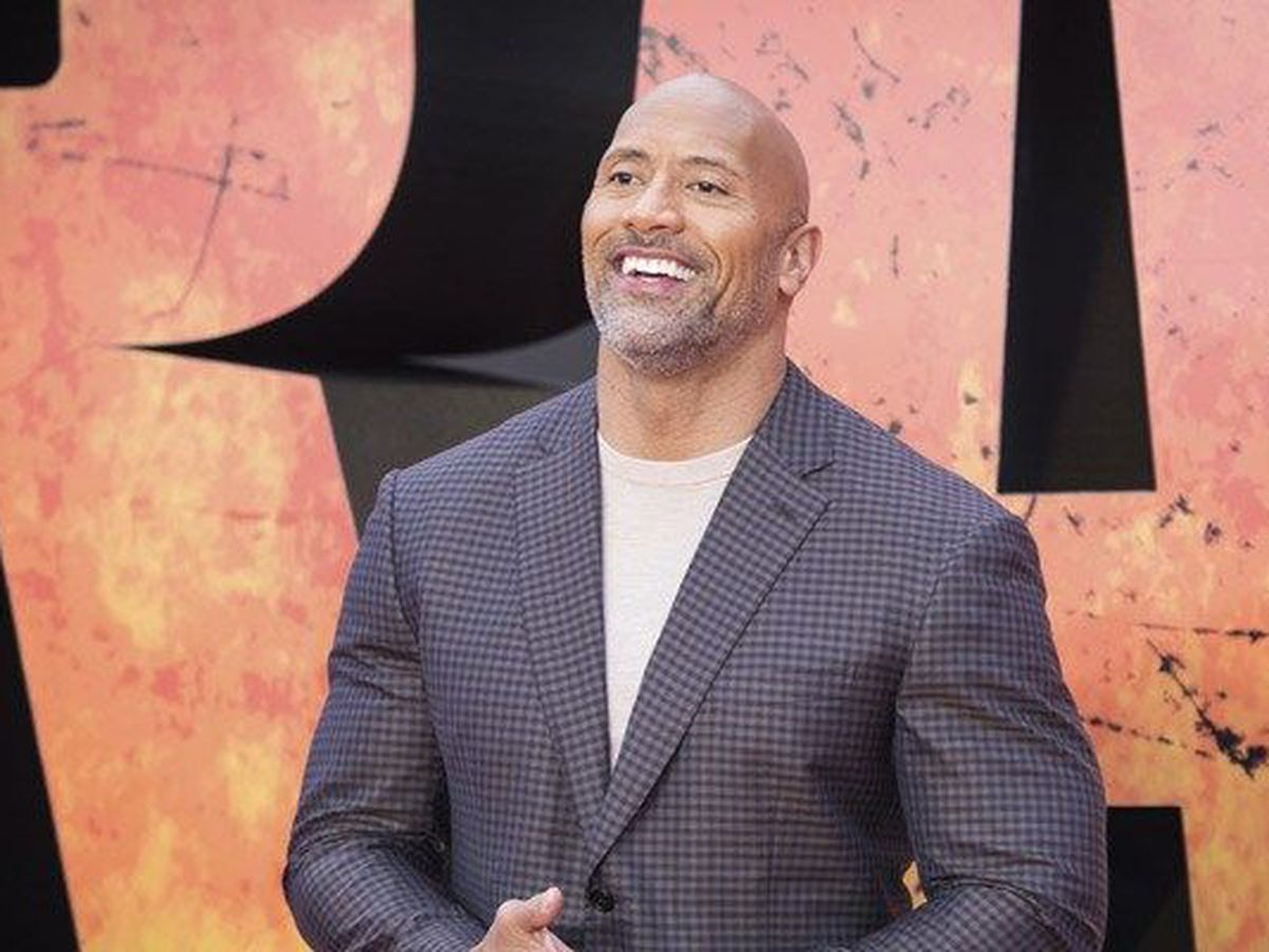 Dwayne 'The Rock' Johnson ties the knot in Hawaii