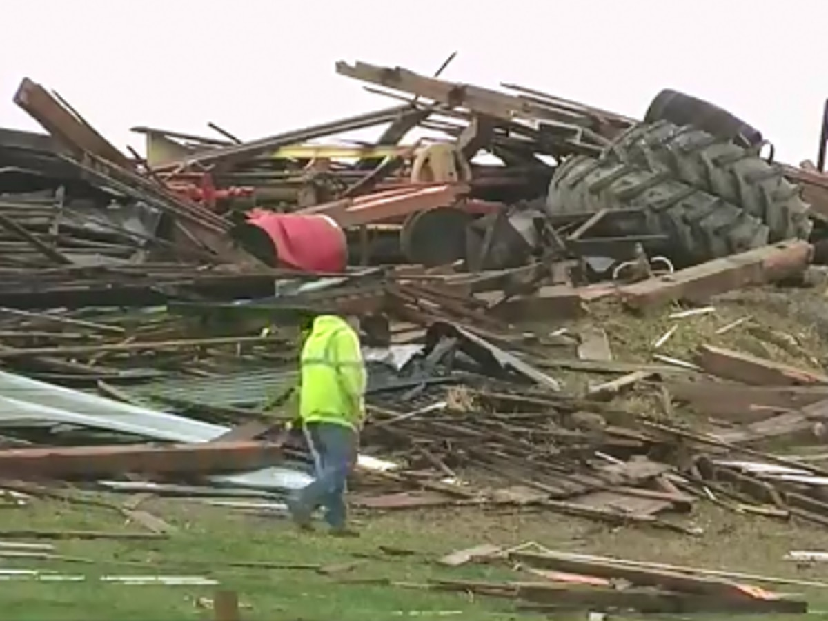 Uninsured Richland County residents affected by tornado do not qualify for state assistance