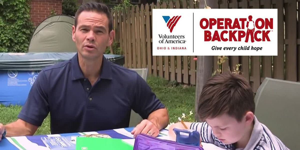 Operation Backpack 2020