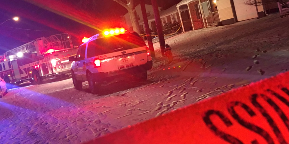 Akron house explodes with multiple people inside, bomb squad investigating
