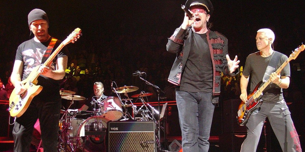 No camping allowed for U2 general admission ticket holders