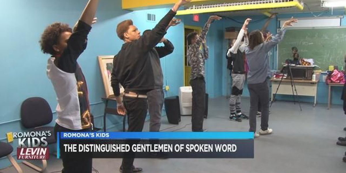 Romona's Kids: Distinguished Gentlemen of Spoken Word