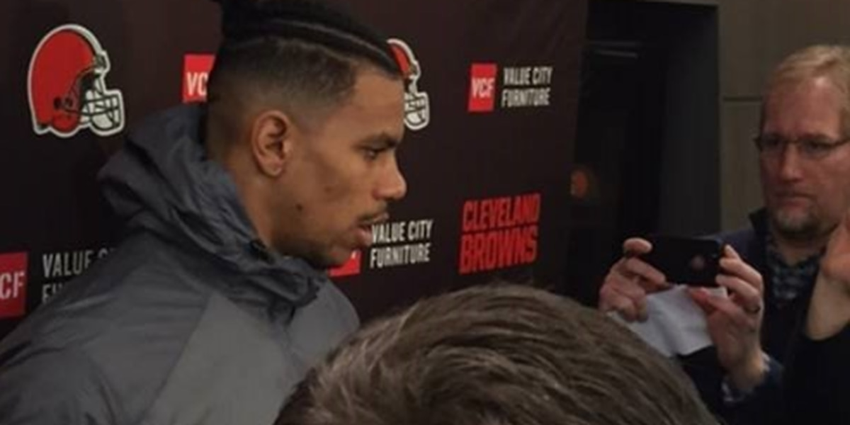Sashi Brown says keeping Terrelle Pryor on the Cleveland Browns is a priority