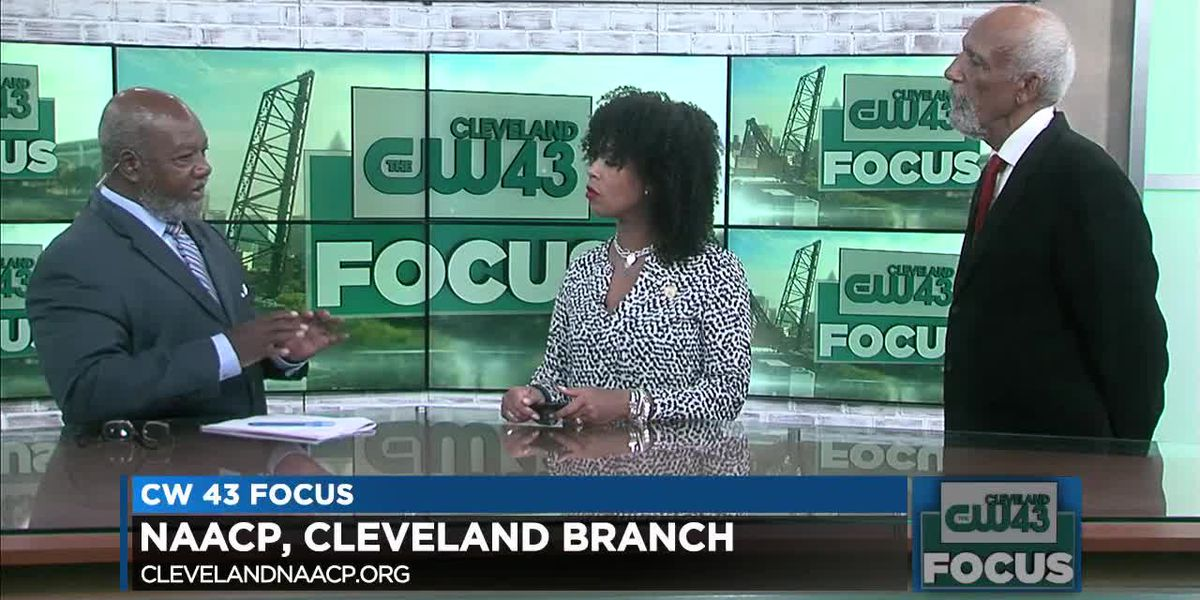 CW 43 Focus: NAACP, civic leader discusses 1619 and its importance
