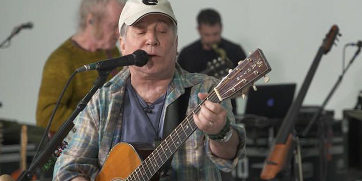 Paul Simon announces Cleveland tour stop this summer