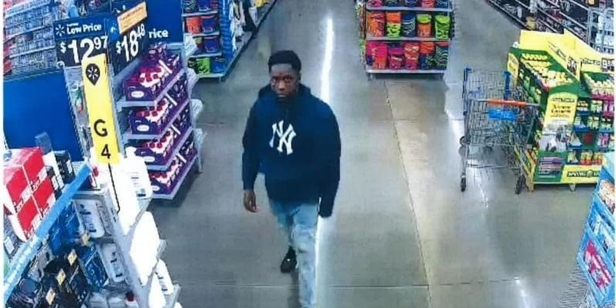 Euclid police search for man who sexually harassed two female Walmart employees