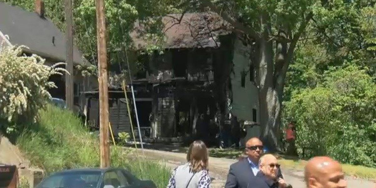 Smoke detectors handed out to Akron residents after fatal fire