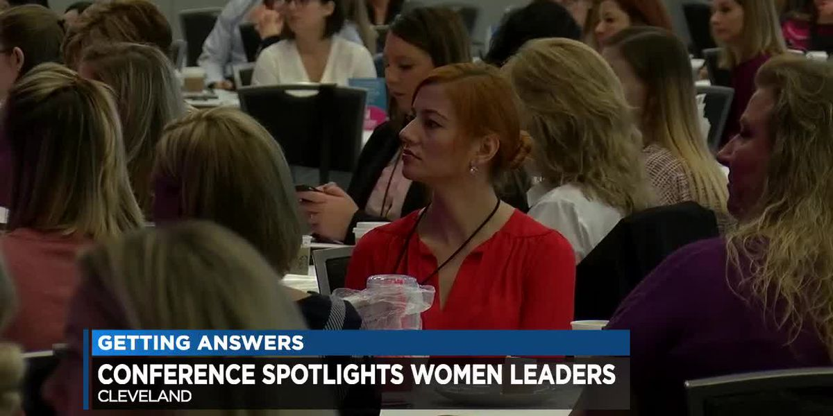 More than 500 women attend Northeast Ohio Women's Leadership Conference