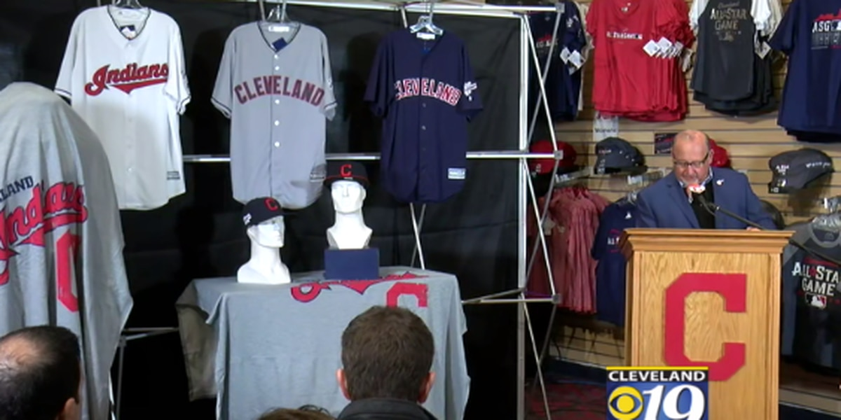 Cleveland Indians unveil 2019 uniforms without Chief Wahoo