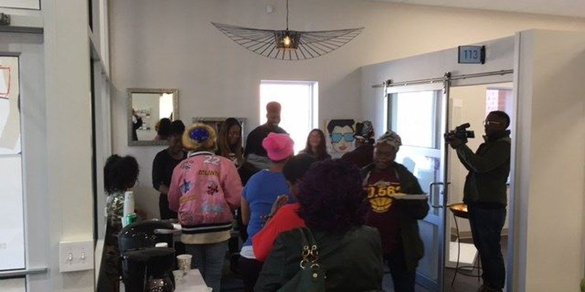 Cleveland's homeless experience the good life during spa day in Avon