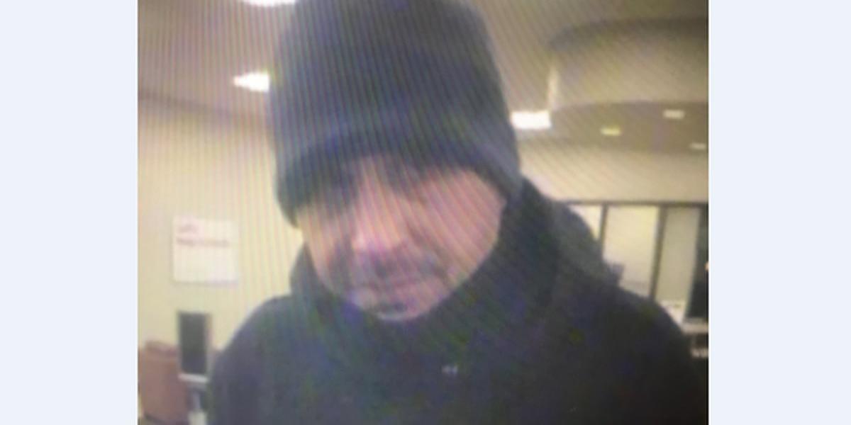 Westlake robber shows his face during KeyBank holdup; FBI investigating