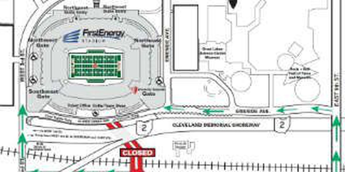 Game Day Safety: Changes to travel and tailgating for all Browns home games