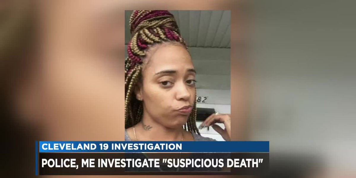 Unresponsive woman first discovered by her children; Cleveland Heights PD call death 'suspicious'