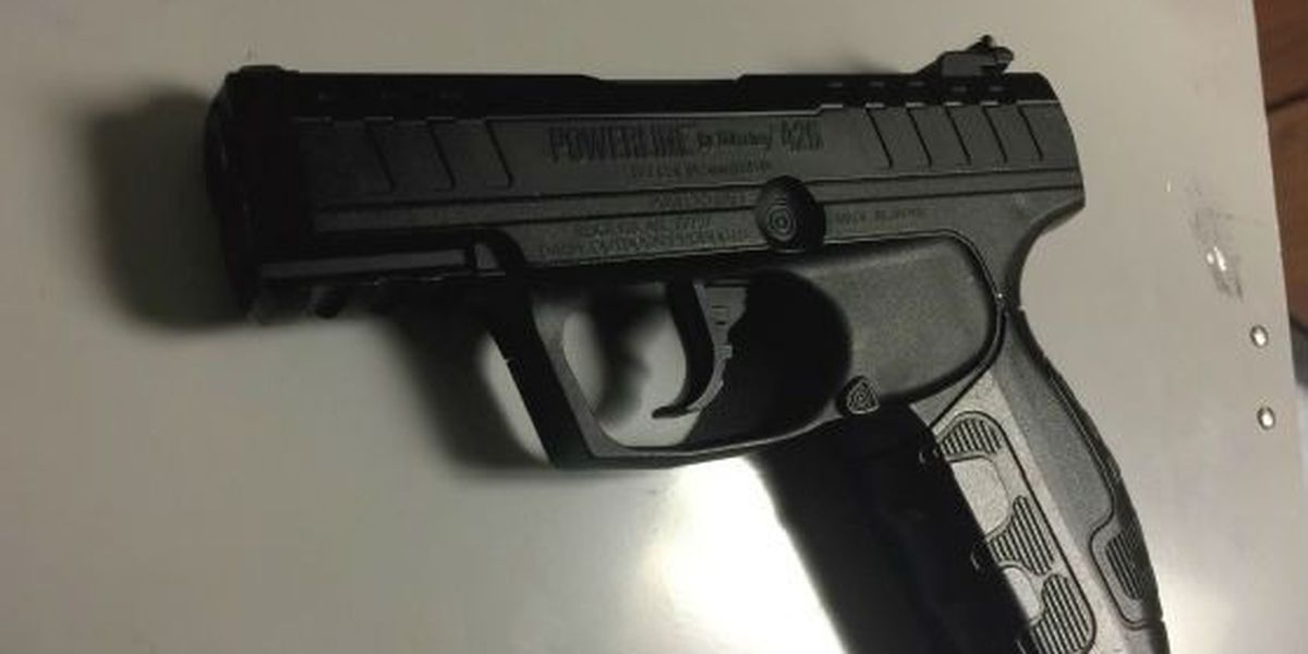 Police arrest 14-year-old boy waving around fake gun