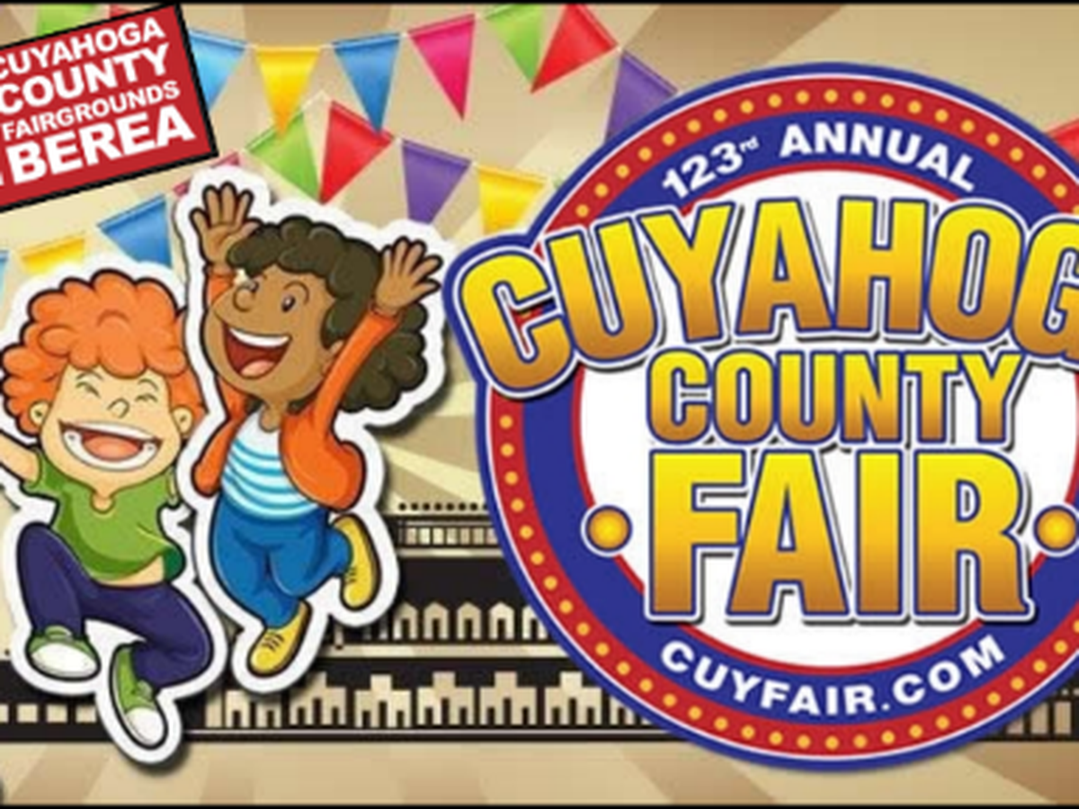 The 123rd Annual Cuyahoga County Fair