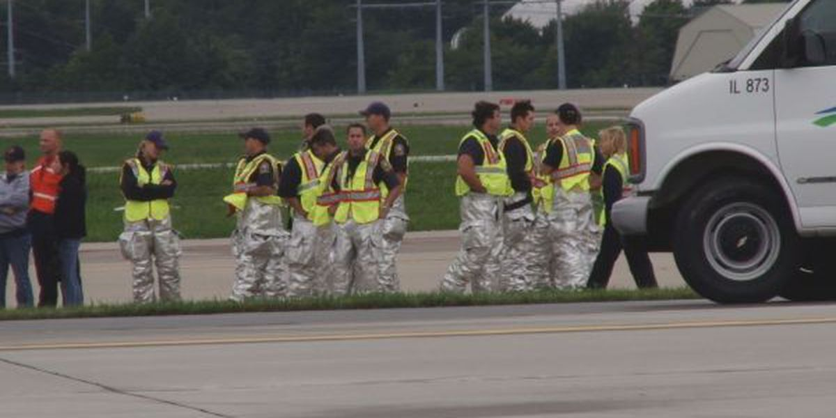 Hopkins Airport hosts disaster exercises