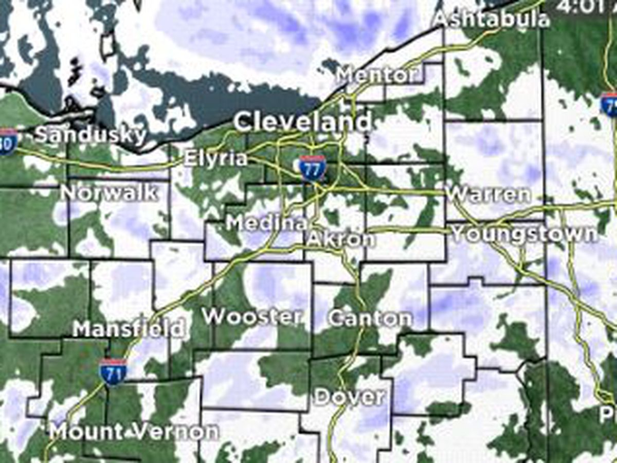 Northeast Ohio Weather: Tracking more snow and cold