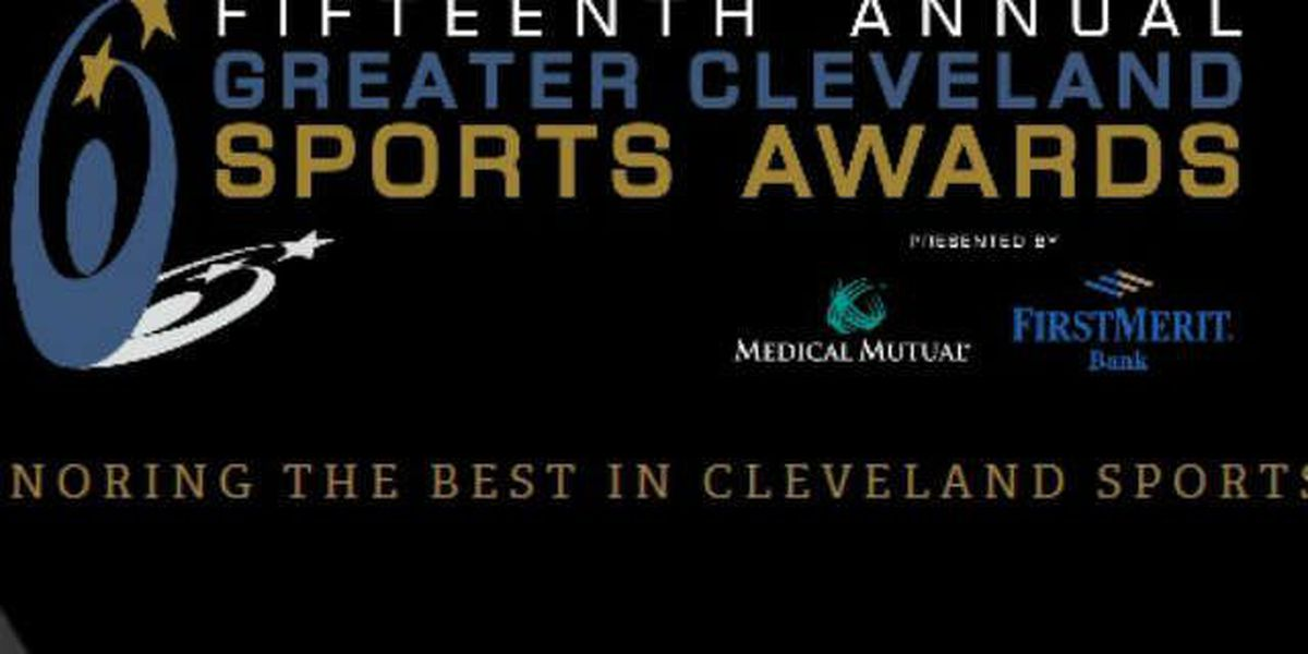 WATCH LIVE: 15th Annual Greater Cleveland Sports Awards TONIGHT