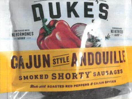 Nearly 200,000 pounds of ready-to-eat pork sausages recalled due to possible contamination