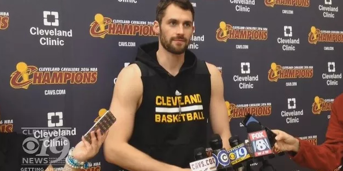 The power of Kevin Love is Crucial For Cavs