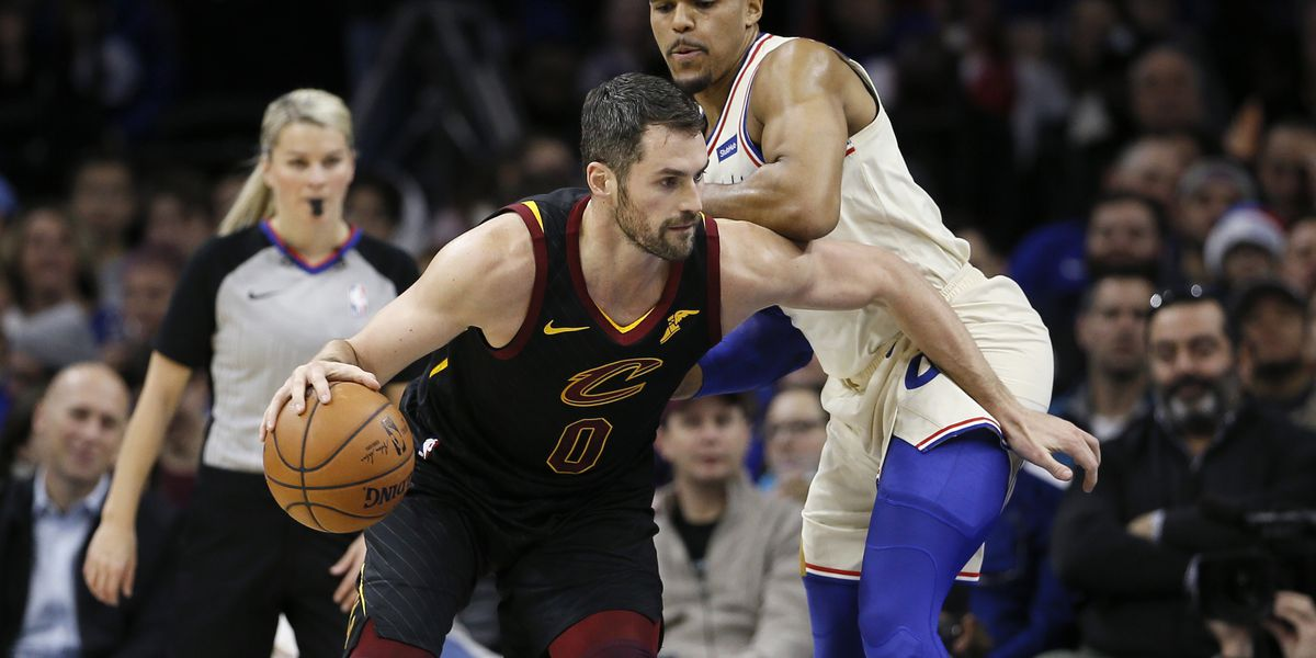 Report: Kevin Love prefers a move to a contending team