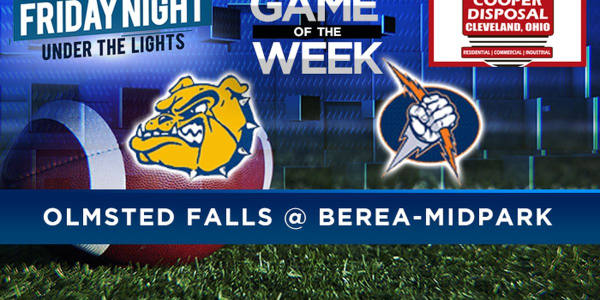 High School Football Game of the Week: Olmsted Falls vs. Berea-Midpark
