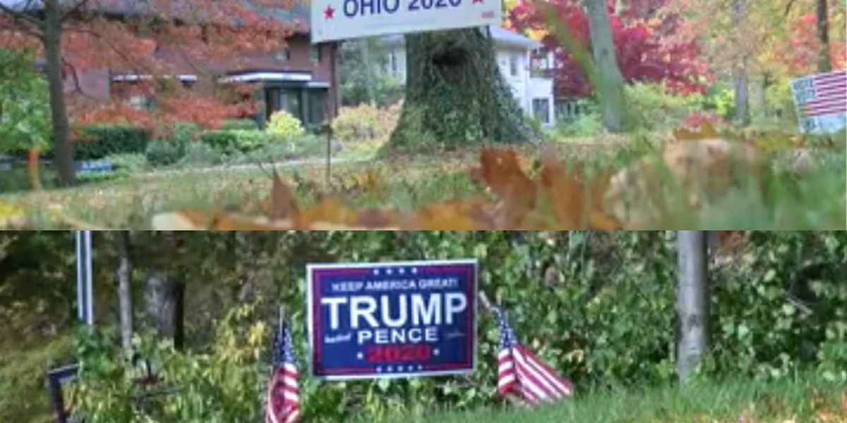 Done with the election? Recycle your campaign signs starting today
