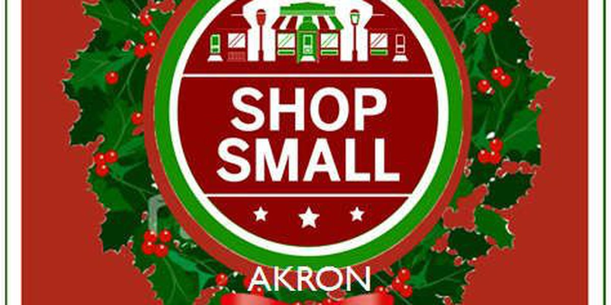 Small Shop happy hour in Akron Friday