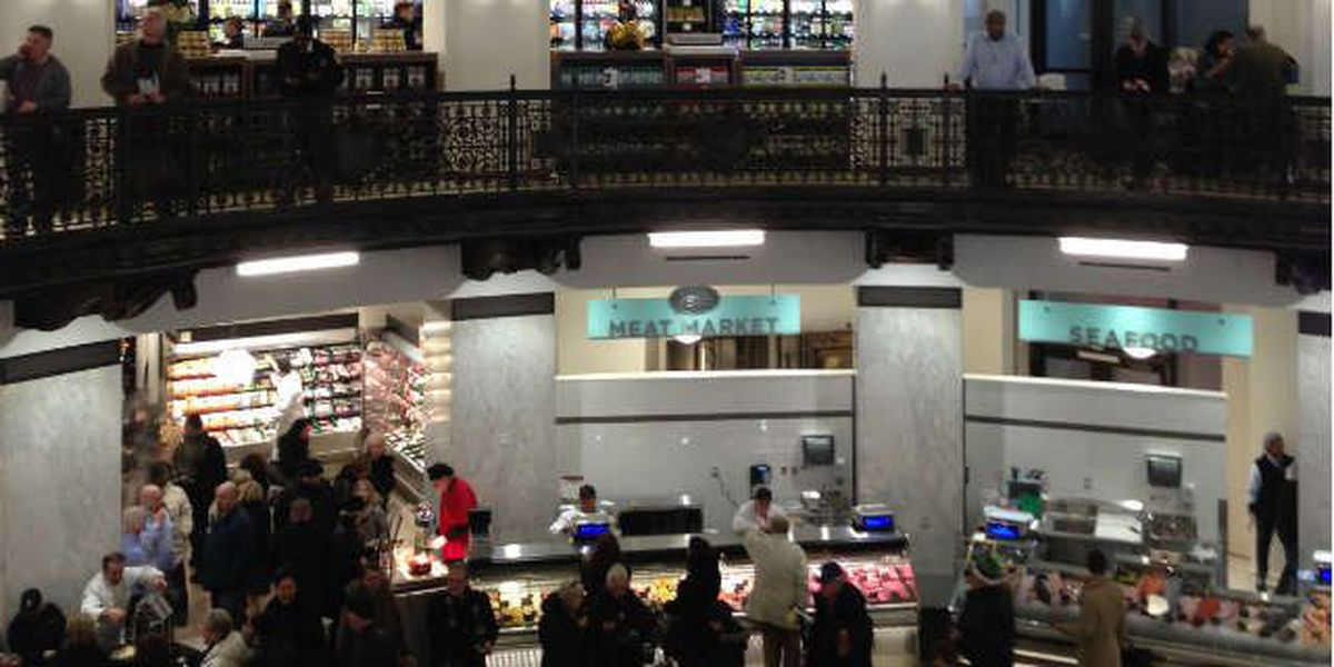 Grand Opening: Heinen's in downtown Cleveland