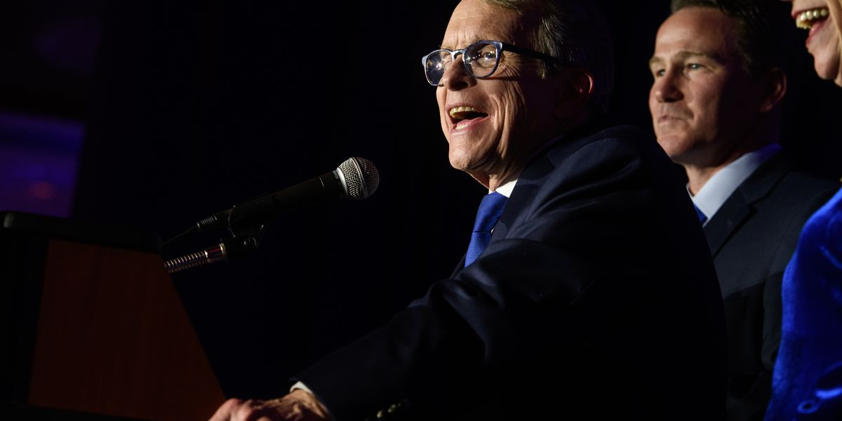 Ohio Gov. Mike DeWine delivers 1st State of the State address