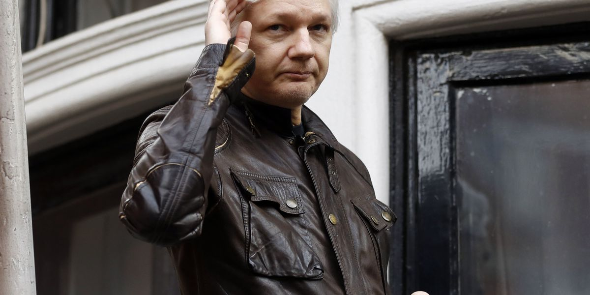 Julian Assange suing Ecuador, country that has hosted him in embassy for six years