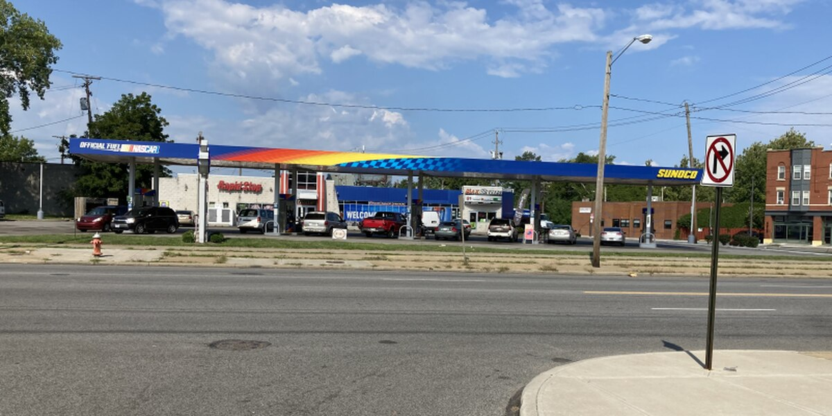 Gas station shooting on Cleveland's East Side kills man, injures 2 others