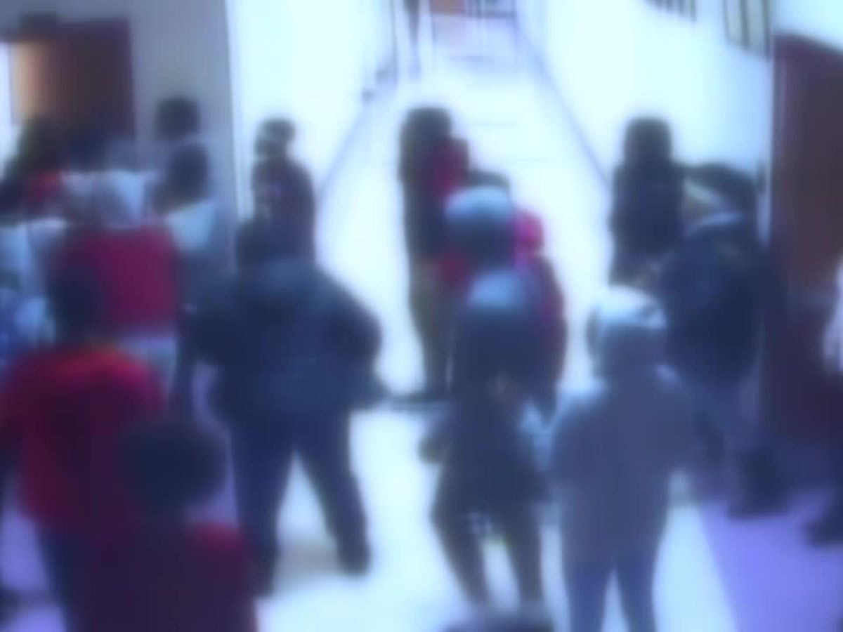 New video shows altercation between student and Maple Heights basketball coach after alleged assault