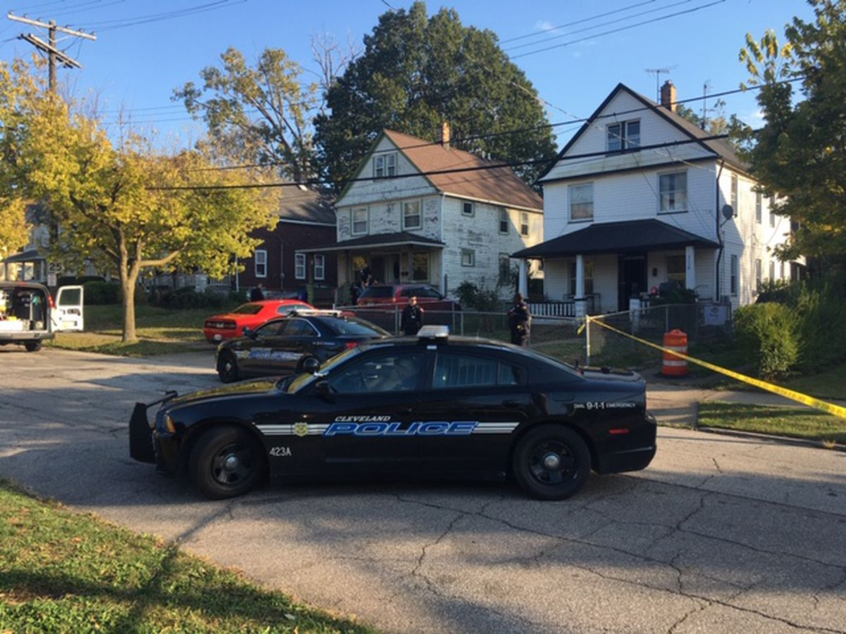 Coroner called to home on Cleveland's east side