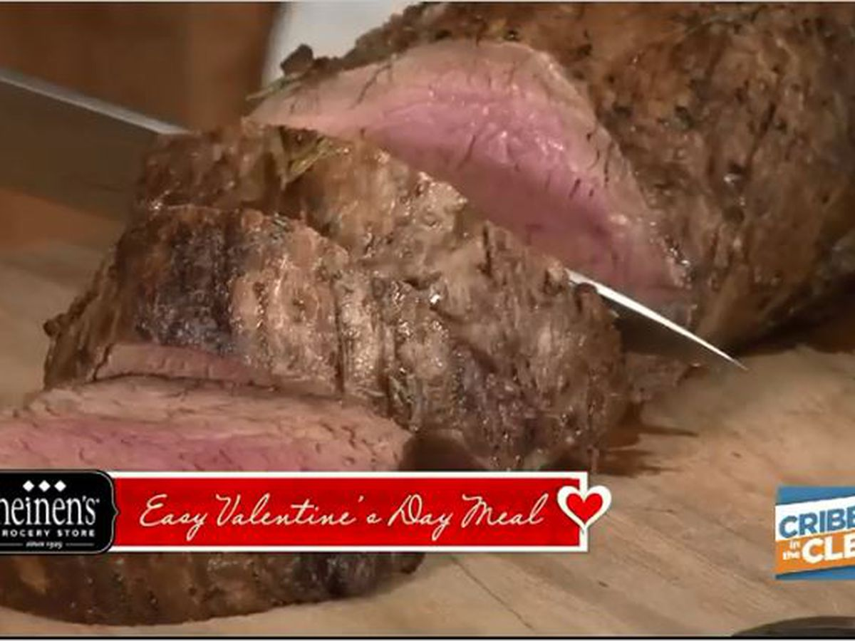 Easy and Romantic Valentine's Day Dinner Recipes from Heinen's As Seen On Cribbs in the CLE