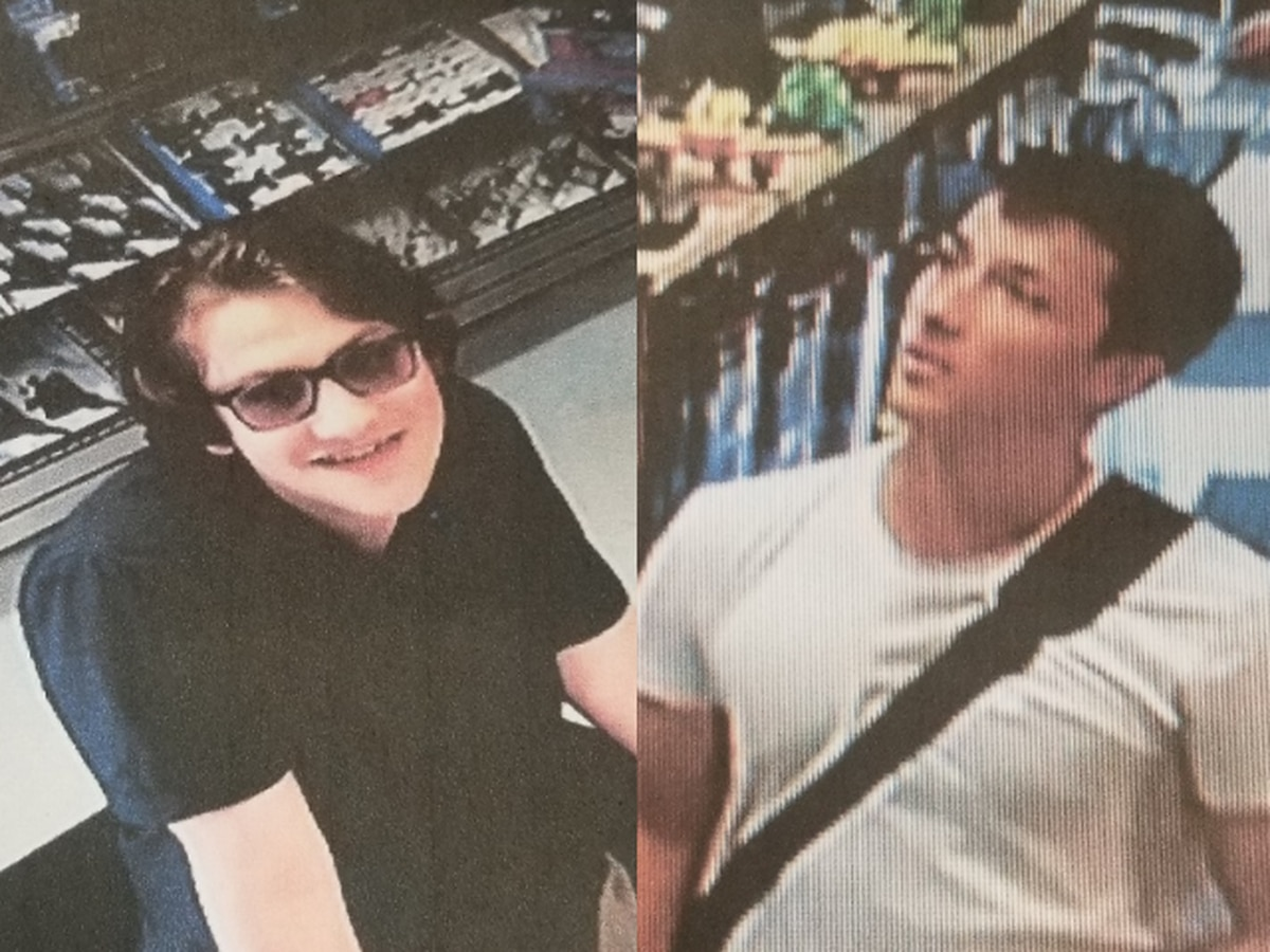 Suspects wanted for stealing thousands of dollars in merchandise from Summit County museum