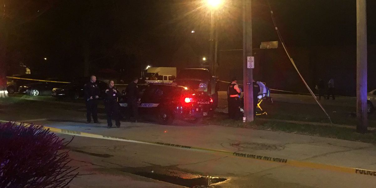 Suspect in custody after fatal shooting that killed 2 on Cleveland's West side