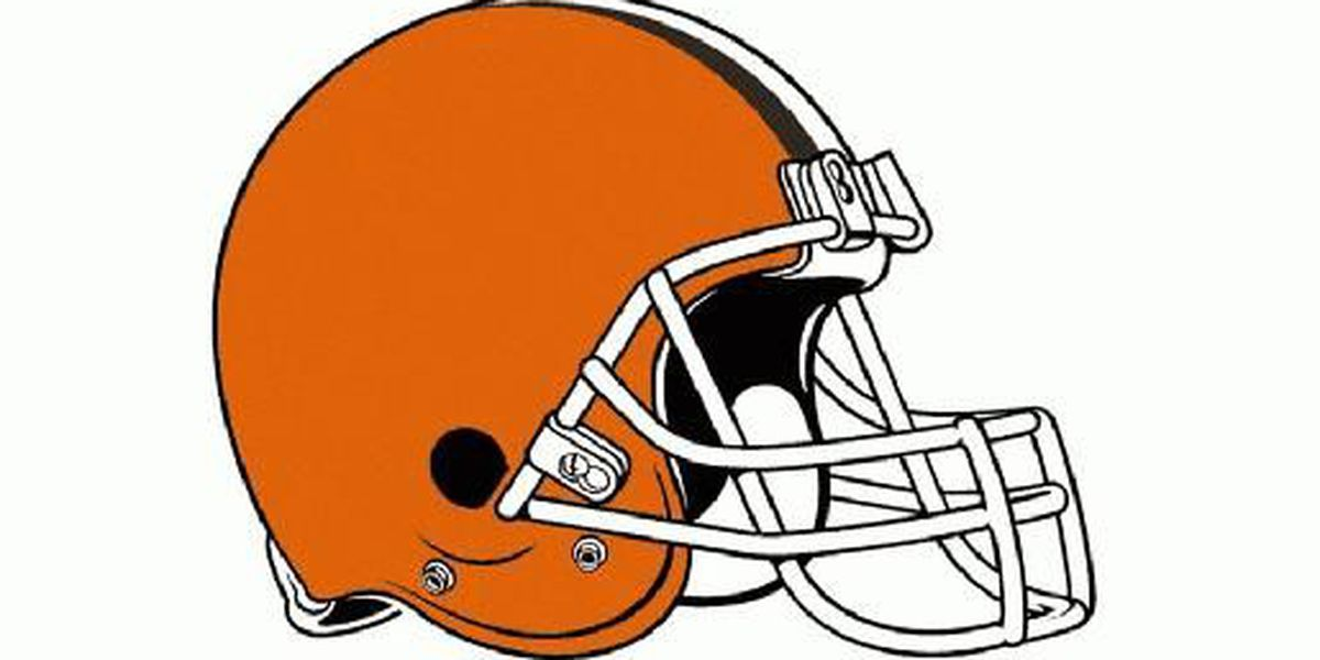 Browns make first cuts