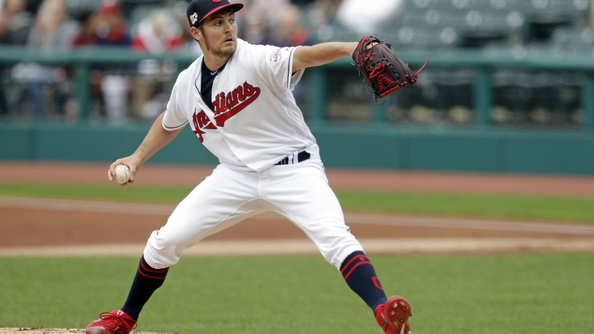 Canha's pinch-hit homer off Bauer lifts A's past Indians 5-3