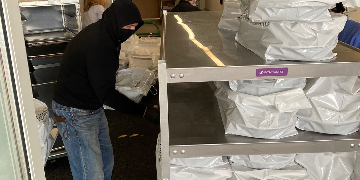 Meals for Northeast Ohio's caregivers providing a lifeline for restaurants, support for frontline workers