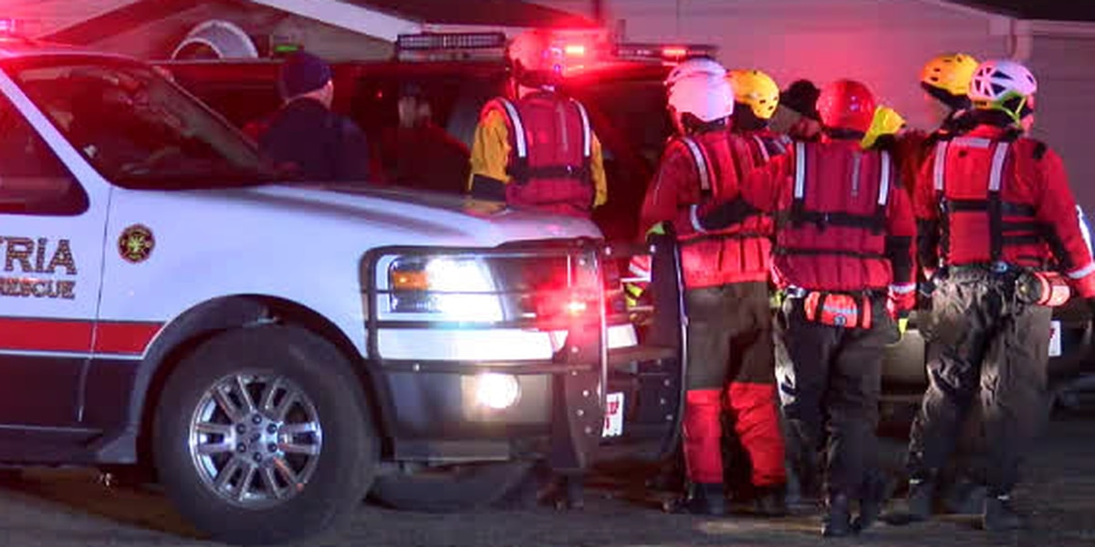 Black River rescue in Elyria called off just before midnight
