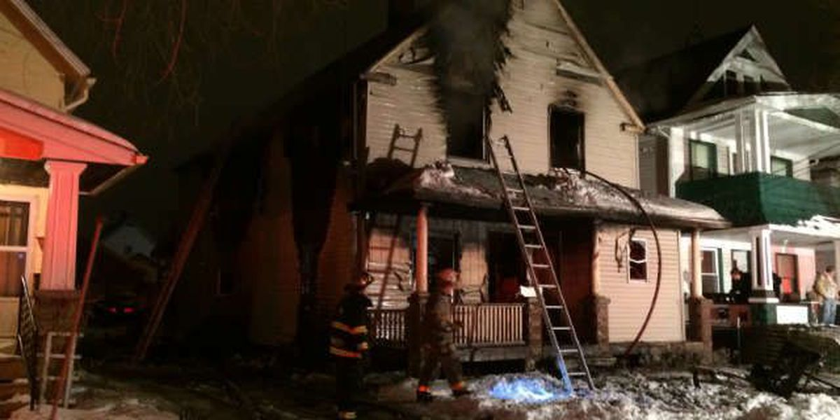 Victim found dead in Cleveland house fire identified