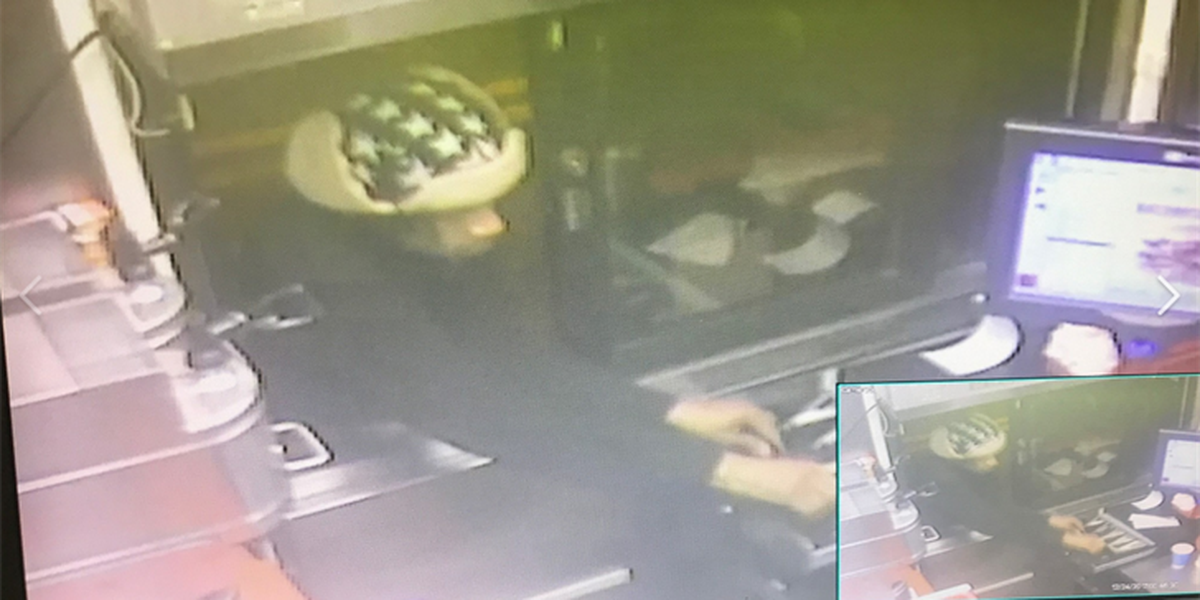 Willowick Police looking for man accused of taking money from Wendy's on Christmas Eve