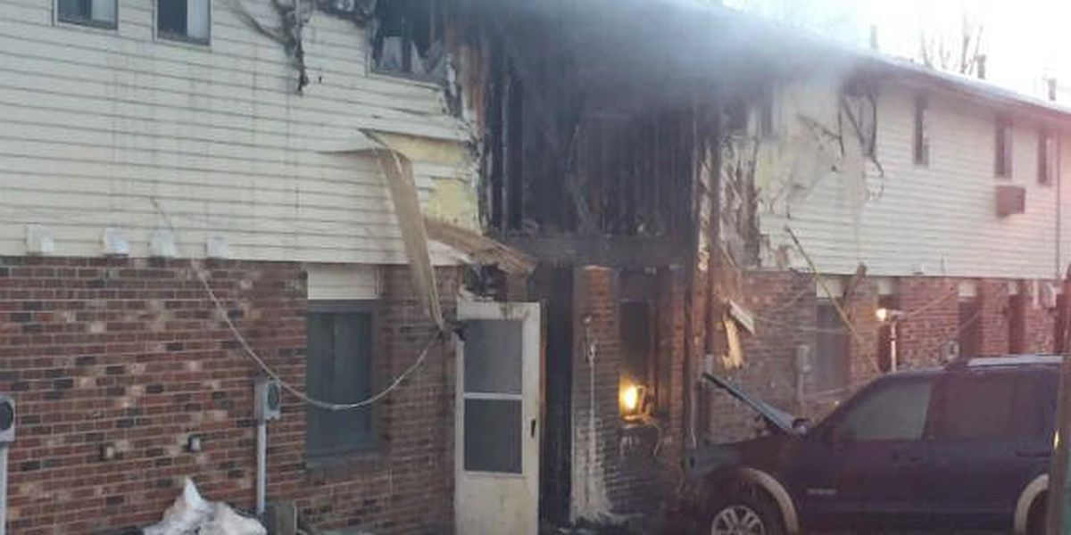 Triple alarm fire in Painesville displaces several families